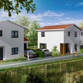 Eysines Montalieu - Maison individuelle avec jardin et garage, 3 chambres - Livraison 1er trimestre 2020