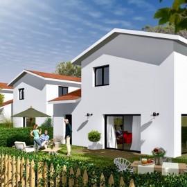 Eysines Montalieu - Maison individuelle avec jardin, 3 chambres - Livraison 1er trimestre 2020