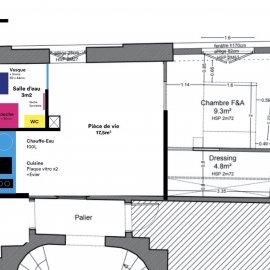 Appartement 36 m2, Bordeaux Place du Parlement, Studio, pied à terre, premier achat, investissement, rentabilité locative attractive.
